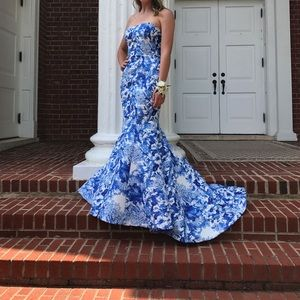 Sherri Hill prom dress SH-51198